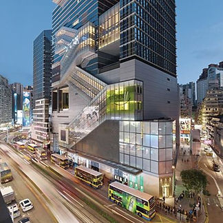UCS Job References - Causeway Bay Retail & Office Complex