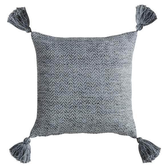 Simply Green Eco Tassel Cushion