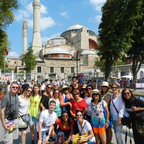 HAGHIA SOFIA - ISTAMBUL