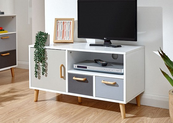 Tonal Small TV Unit