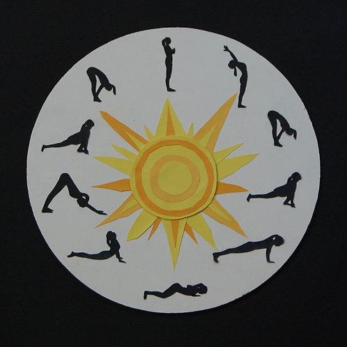 Yoga Poses: Sun Salutation
