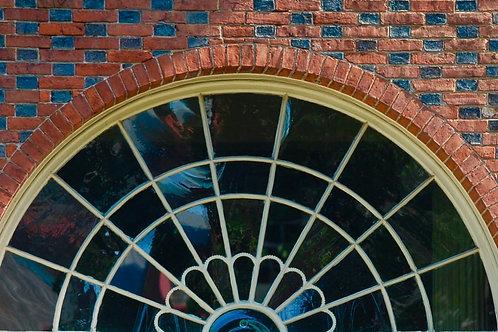 Carpenters Hall Window