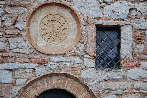St. Francis Hermitage Window