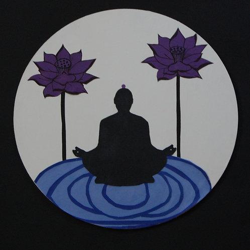 Yoga Pose: Lotus