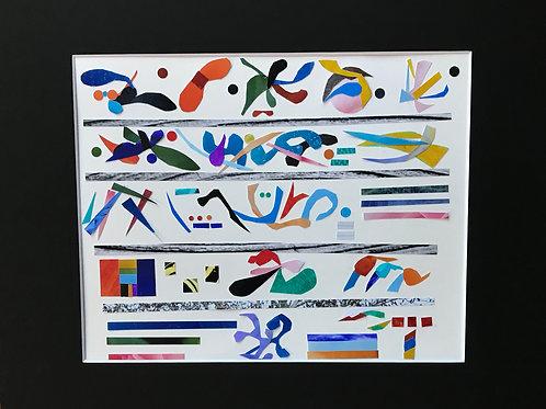 """Kandinsky Esque """"Succession"""" 1935/2019"""