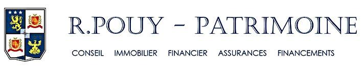 Logo accueil R.POUY - PATRIMOINE- Cabine