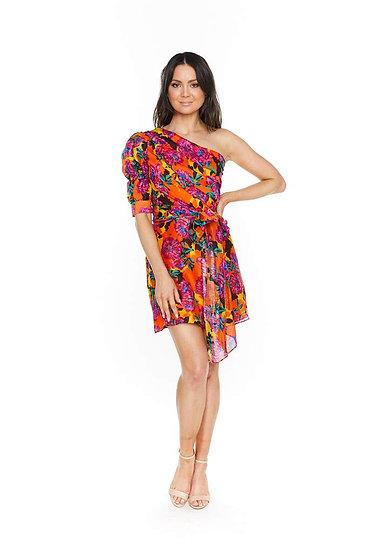 Talulah Blossom Mini Dress