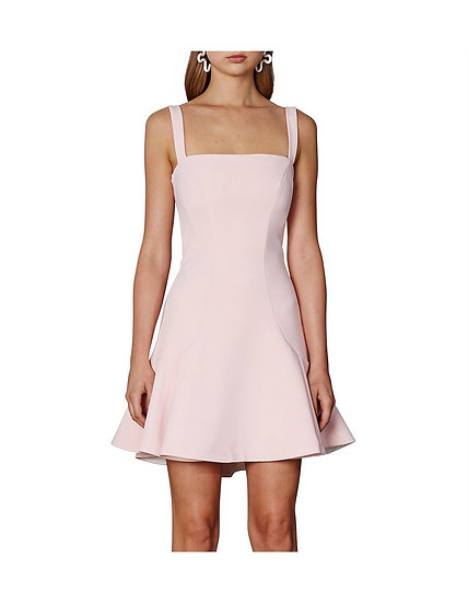By Johnny Bell Hem Mini Dress
