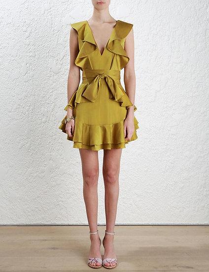 Zimmerman Winsome Flounce Dress