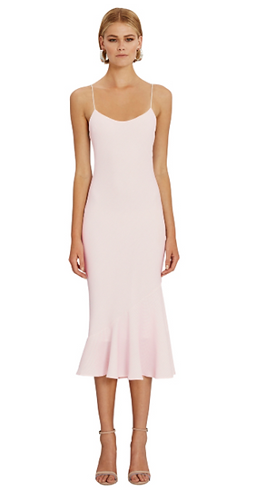 By Johnny Shoe String Rising Frill Dress