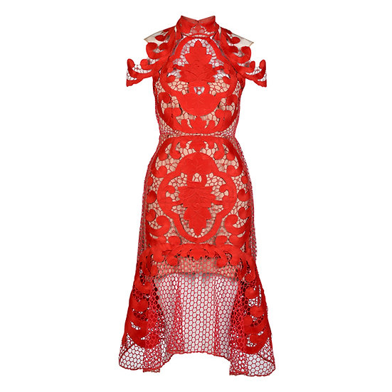 Thurley Rose Ceremony Dress