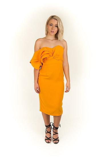 Mossman The Marigold Dress