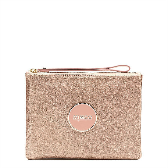 Mimco Shimmer Clutch