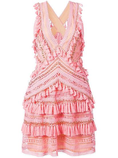 Thurley Foxtrot Mini Dress