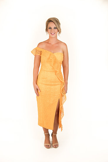 Rebecca Vallance Baha Midi Dress