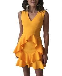 Rebecca Vallance Havana Mini Dress