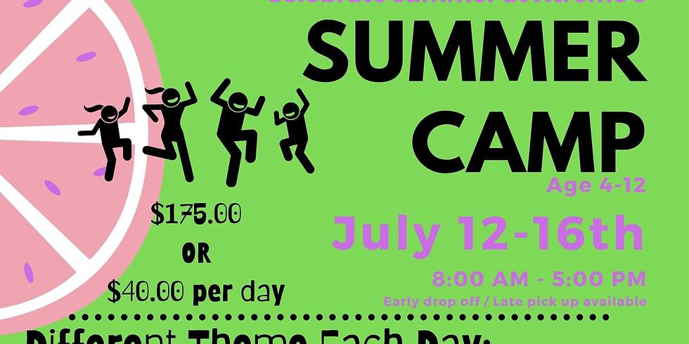 Summer Camp @ Xtreme