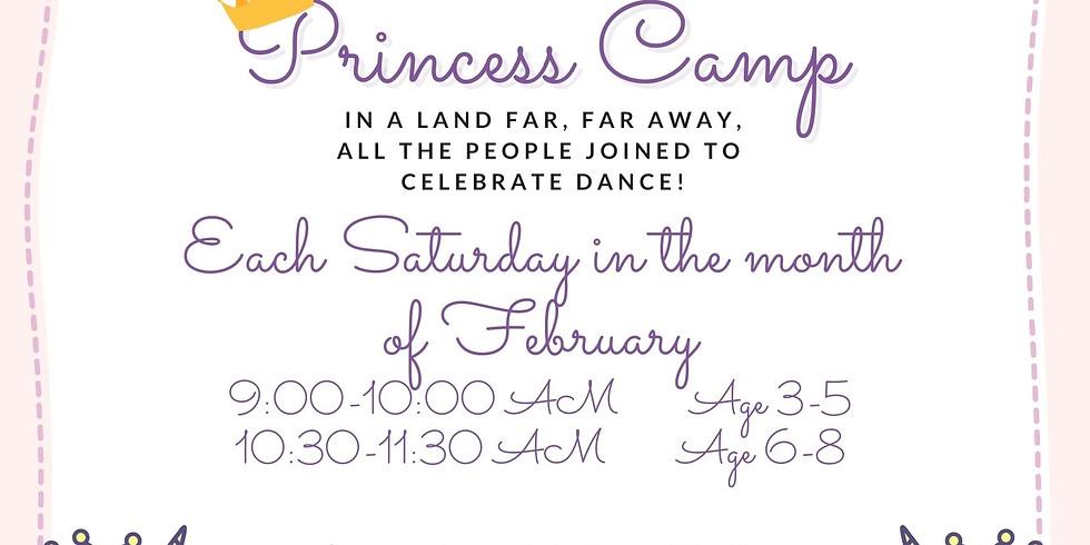 Once Upon A Time Princess Camp