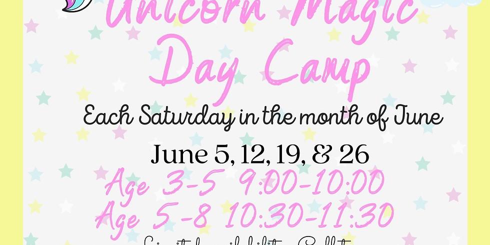 Unicorn Magic Day Camp