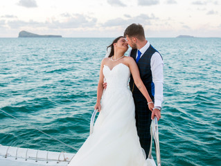 WEDDING SHOOT | MATTHEW + CLAIRE | MAURITIUS