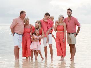 FAMILY PHOTO SHOOT | CLUB MED | MAURITIUS