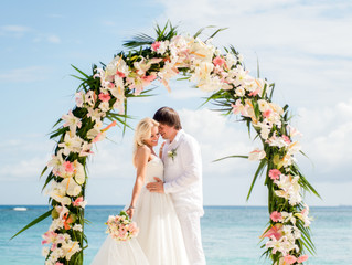DESTINATION WEDDING | MAURITIUS ISLAND