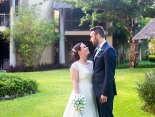 WEDDING SHOOT | DENIZ + CLAIRE | MAURITIUS