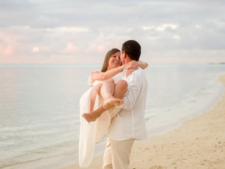 HONEYMOON PHOTO SHOOT | KEVIN & JUSTINE | MAURITIUS