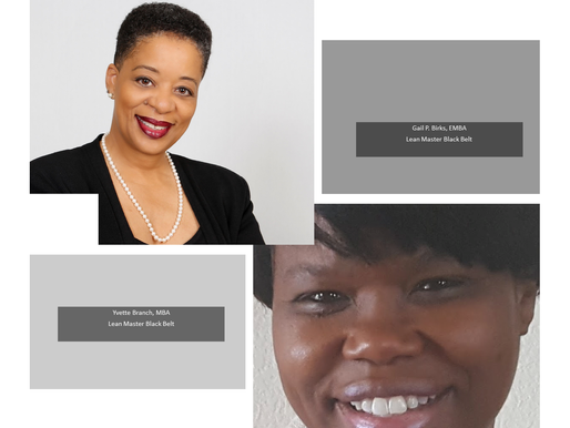 """Digital Excellence... A Conversation with the """"Ladies Who Lean"""""""
