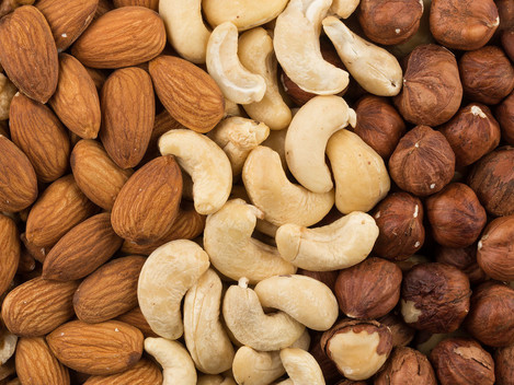Looking for a healthy and convenient food? Go nuts!