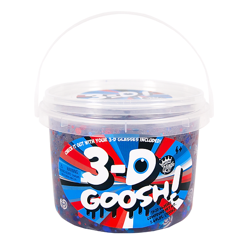 3D Goosh bucket