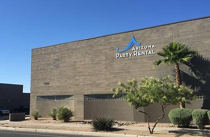 Arizona Party Rental