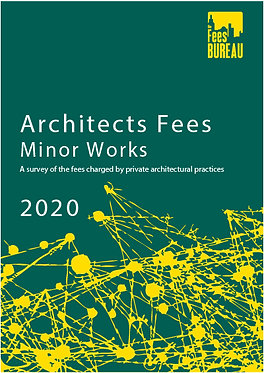 Architects Fees Minor Works