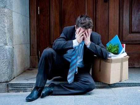 Em caso de demissão, procure emprego (apenas) após 15 dias.