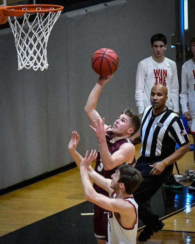 Phillipsburg Defeats Hunterdon Central In Hunterdon/Warren/Sussex Boys Basketball Tournament Semi-Fi