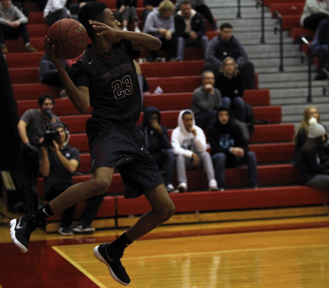 PHILLIPSBURG BOYS BASKETBALL BEATS EASTON FOR 1ST TIME IN OVER A DECADE