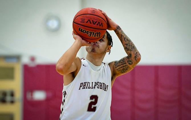 Phillipsburg boys basketball picks up 1st win of season against Warren Hills