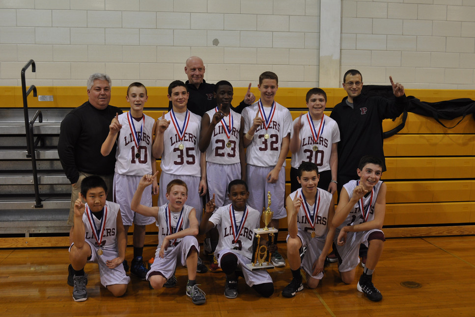 2014 KneeHi Cadet League and Playoff Champions