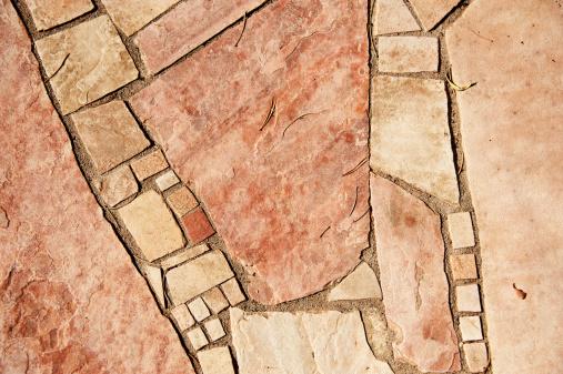 Mosaic Flagstone Style