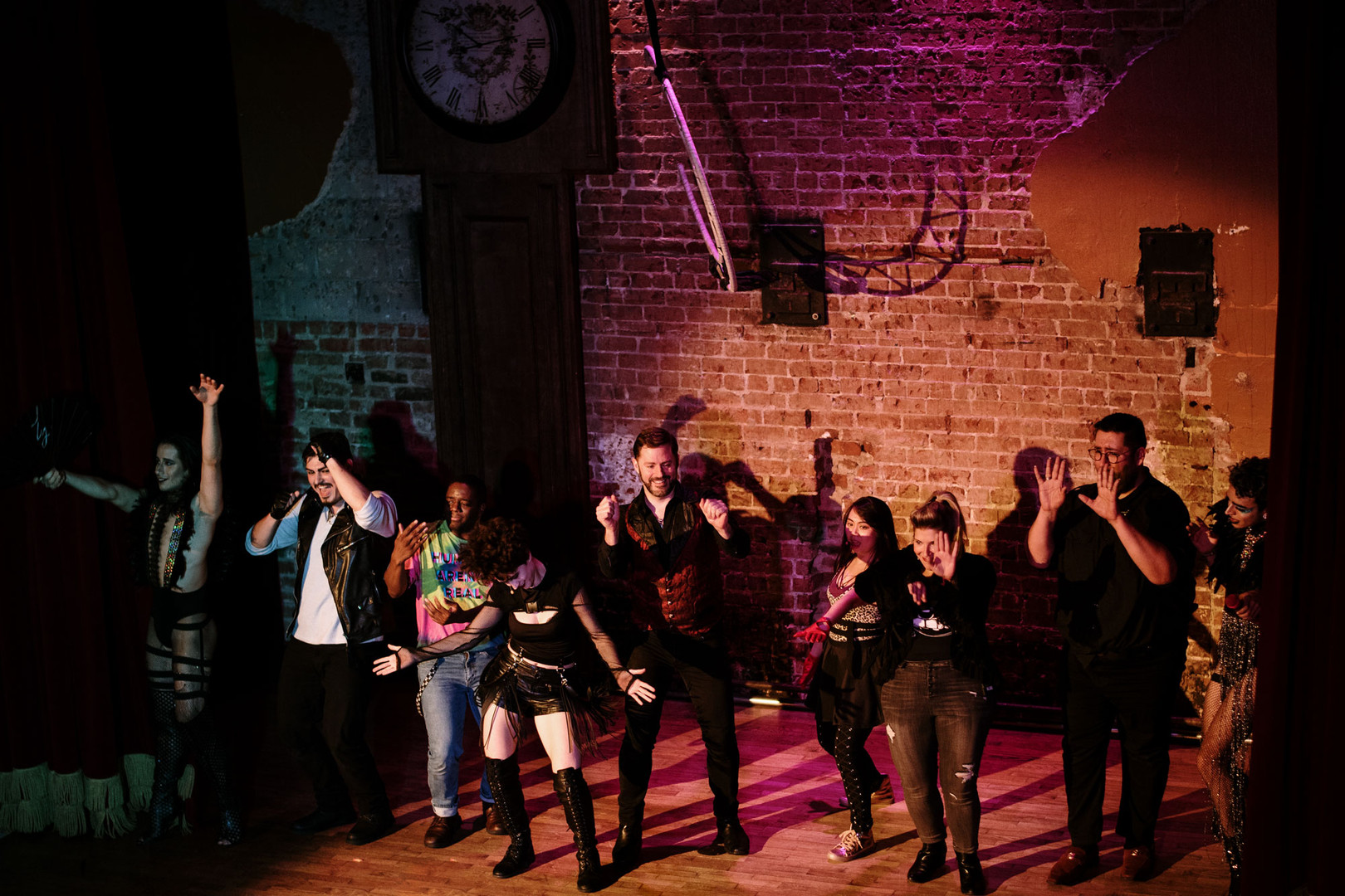 PULSATE at Prohibition Theatre, November 2019
