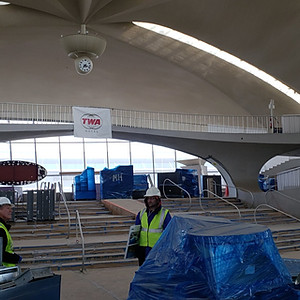 TWA Flight Center at the John F. Kennedy International Airport