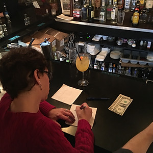 LIEP Spring Happy Hour and Sketching Contest