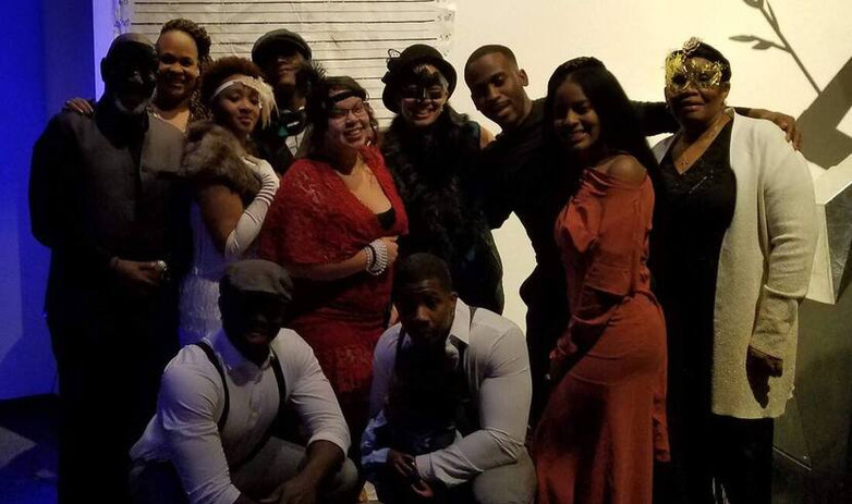 1st Annual 1920s-30s Harlem Renaissance Masquerade Fundraising Soiree ~ February 29, 2020