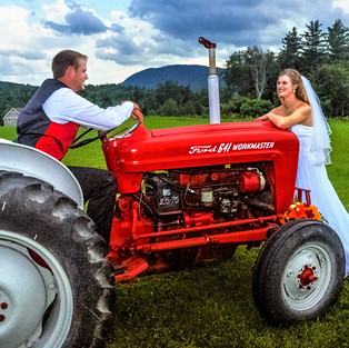 You Think My Tractor is Sexy?