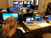 Virtual Temple Broadcast Setup