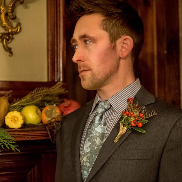 Male Wedding Model