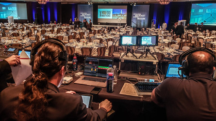 Tech Table View of Event