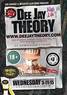 Dee Jay Theory