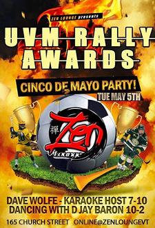 UVM Rally Awards