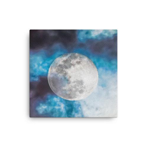 Canvas - Full Moon